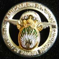 Pins Amicale des Anciens (21mm)