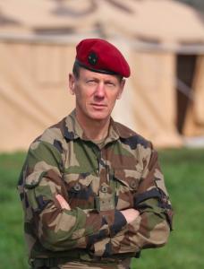 La nouvelle vie d'un ancien chef du régiment