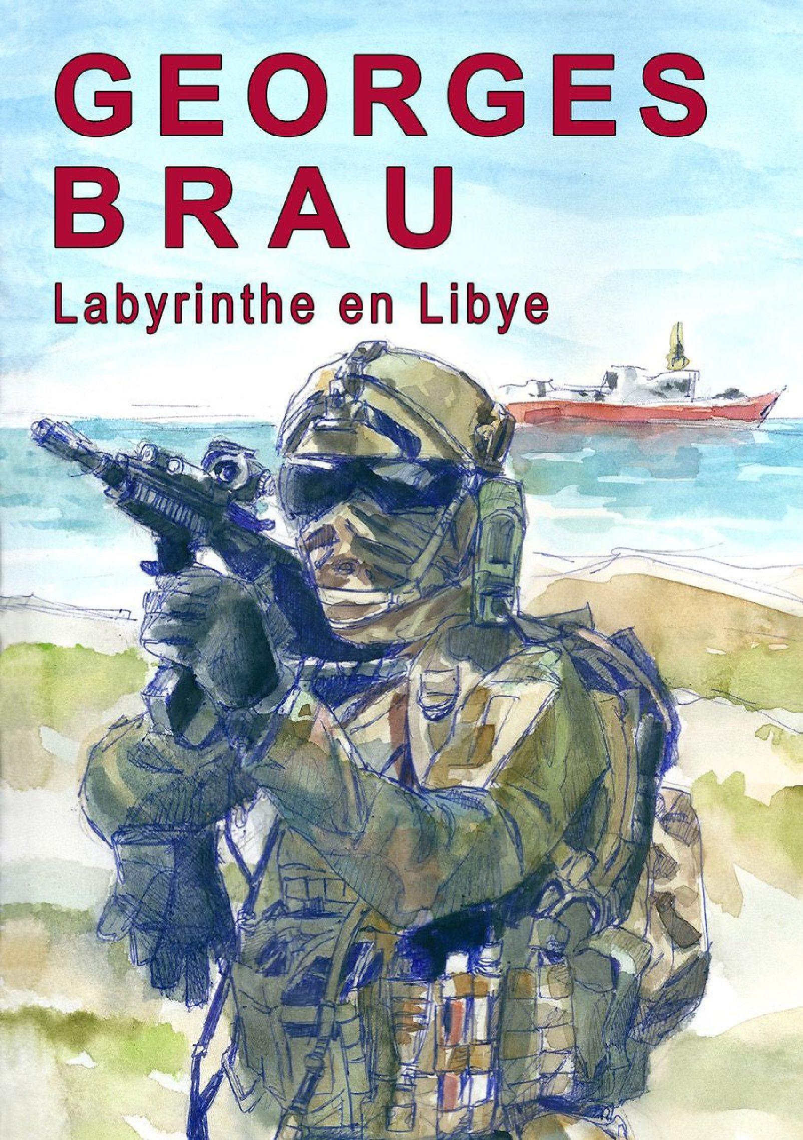 Pour un Noël de lecture ; Labyrinthe en Libye et Uchronie pour guerriers de l'ombre