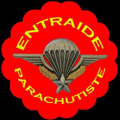 Entraide parachutiste - logo