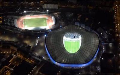 Cinq chuteurs du 13 sautent sur le stade Vélodrome de Marseille