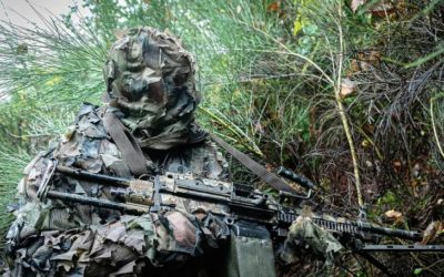 À l'entraînement avec les forces spéciales françaises