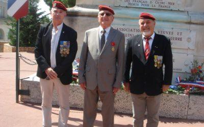 Le colonel Hugues Gross élevé au rang d'officier de la Légion d'honneur
